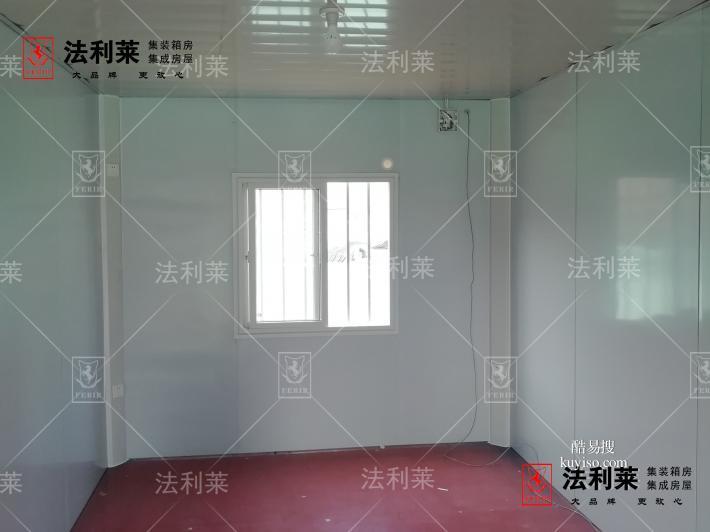 北京銷售、租賃住人集裝箱房包安裝包運輸服務產品圖